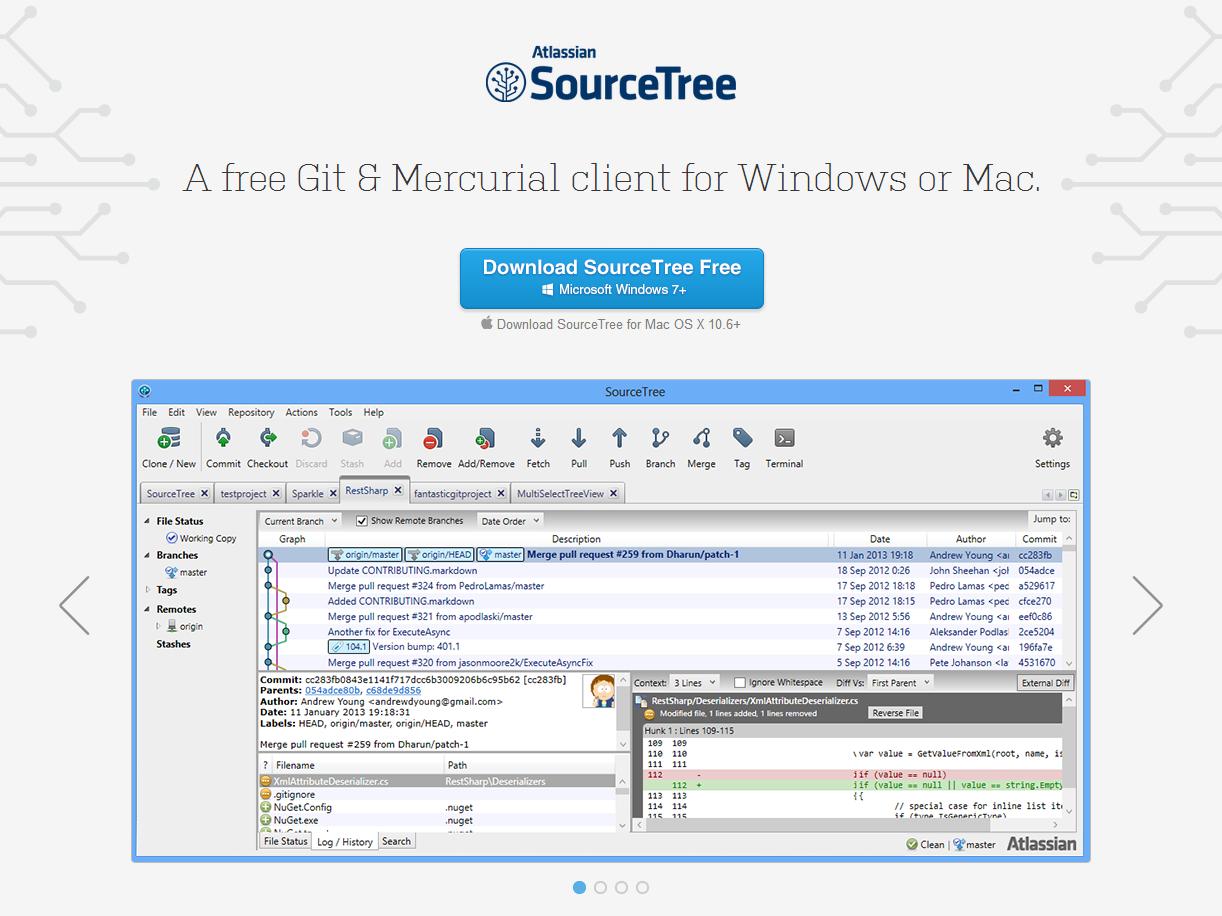 Gitを利用したファイルのバージョン管理を Bitbucket +