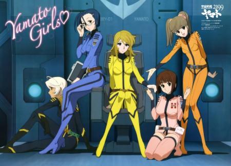 Yamato Girls