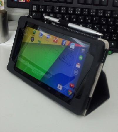 Nexus7 ケース 08