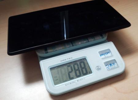 Nexus7 本体のみ