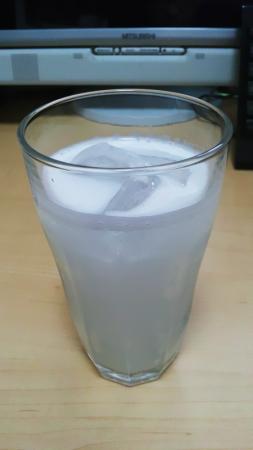 三代目 米づくりグラスに注ぐ